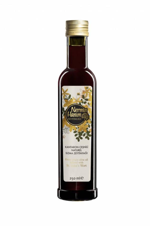 Kantaron Yağı (250 ml)