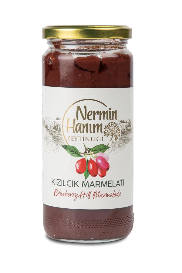 Kızılcık Marmelatı (550 gr)